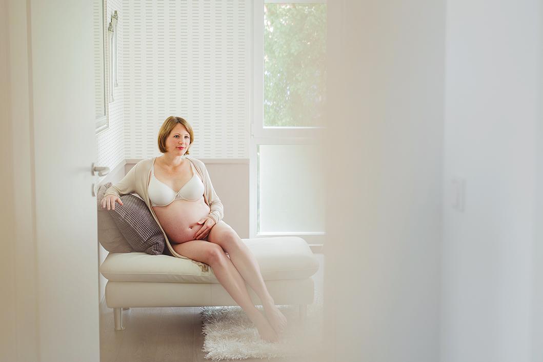 Babybauchshooting Erlangen