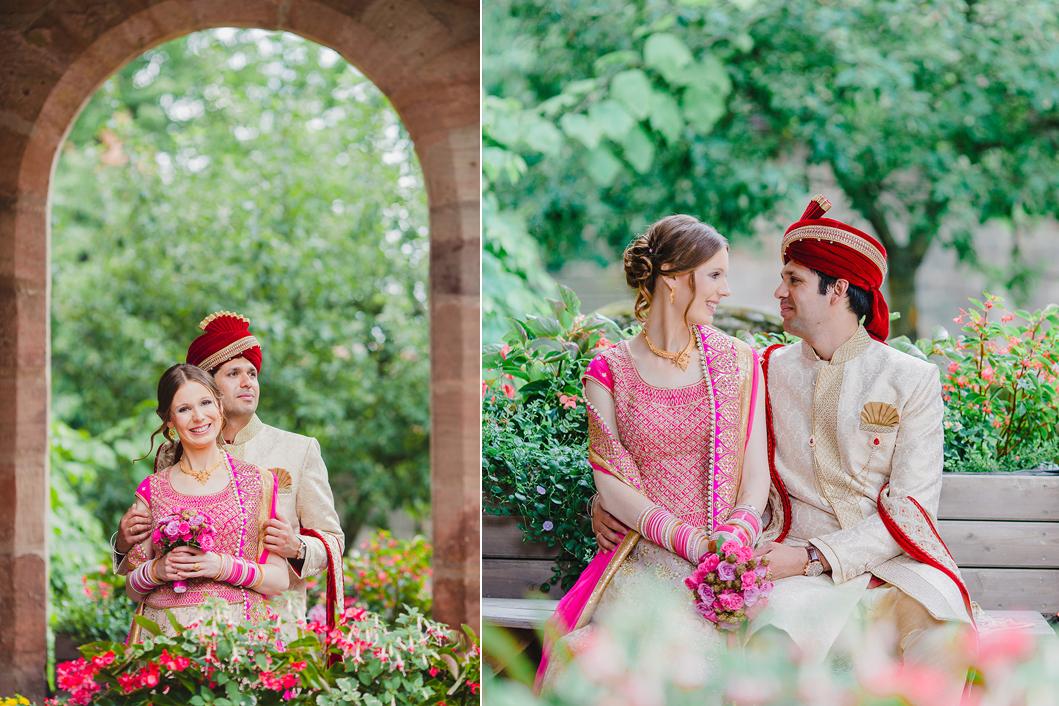 indische Hochzeit Nürnberg, Gwächshaus indische Hochzeit, Anna Eiswert Photographie, Reportage Gwächshaus Nürnberg