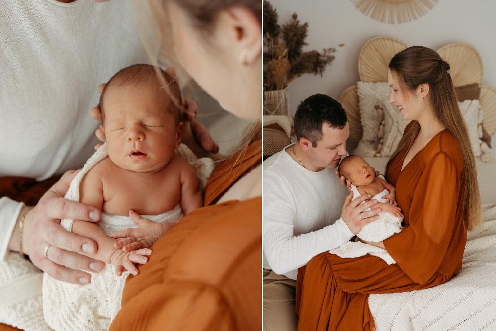 Neugeborenen Fotograf Erlangen